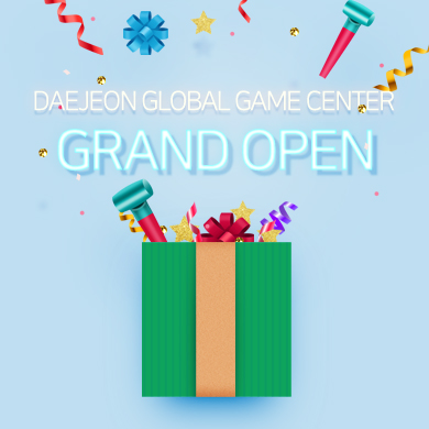 DEAJEON GLOBAL GAME CENTER GRAND OPEN
